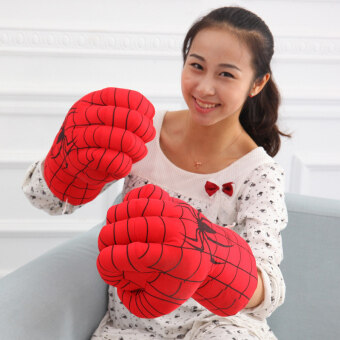 Spider Man boxing gloves