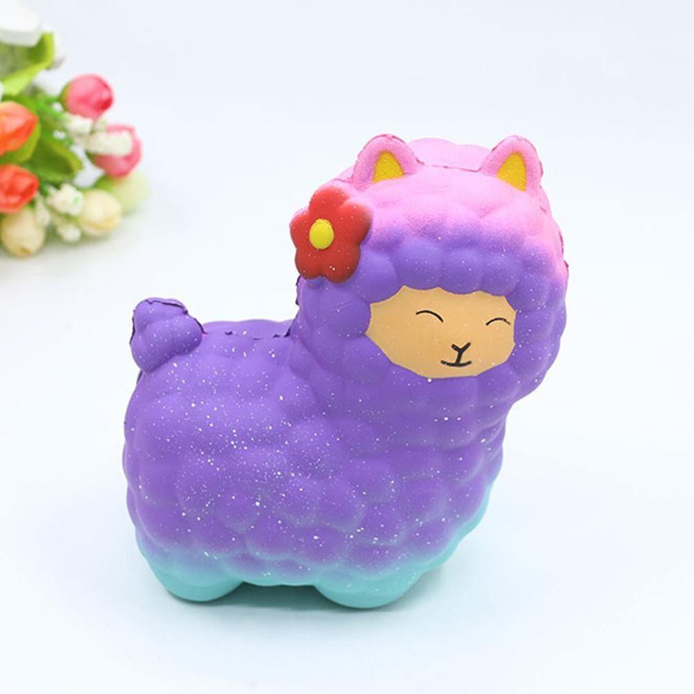 Kelebihan Squishy Kucing Mainan Anak Bentuk Lucu Slow Rising Warna Domba Internasional