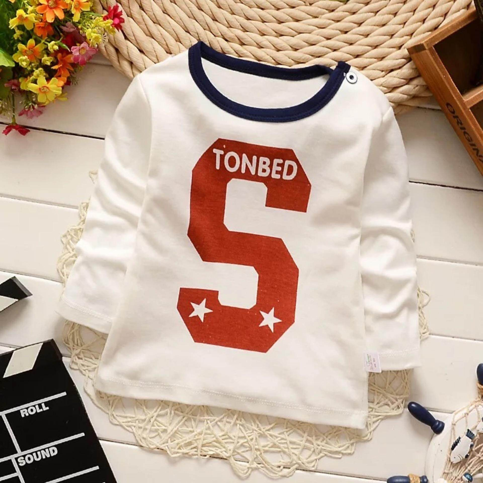SS, Baby infant toddler kid cute long sleeve t-shirt, size S, M, L