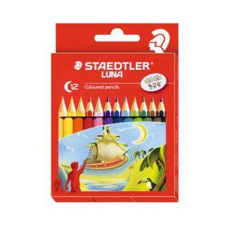 Harga Staedtler Luna Colour Pencil 12 Colours - Half Length