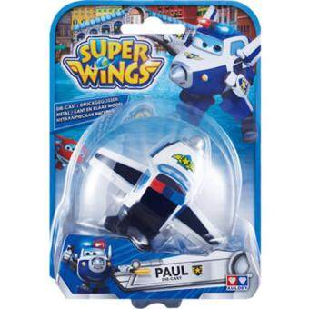 Harga Super Wings Toy: Die-Cast Paul