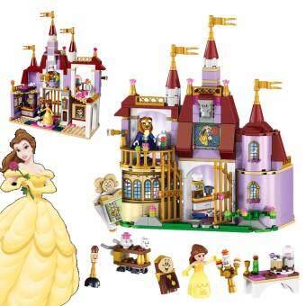 SY581 Beauty & The Beast Lego Block Compatible Set - 2
