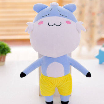 abella Norah: Harga Tanabata cute emoji small donkey doll in