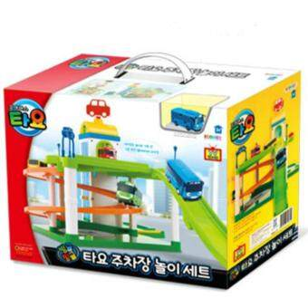 Harga Tayo Bus Parking Lot Set Korea Toy