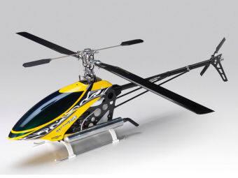 Thunder Tiger RC Helicopter Raptor 90 G4 Nitro Kit 4893-K10 - 2