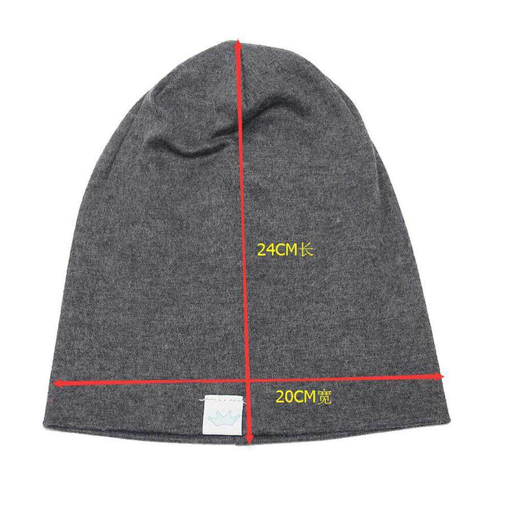 Balita Anak-anak Bayi Bayi Laki-laki Perempuan Katun Lembut Hangat Topi Kupluk Gy ...