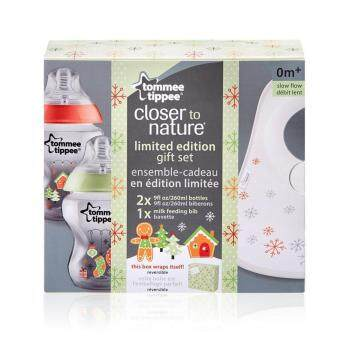 Harga Tommee Tippee Limited Edition Closer to Nature Gingerbread Gift Set