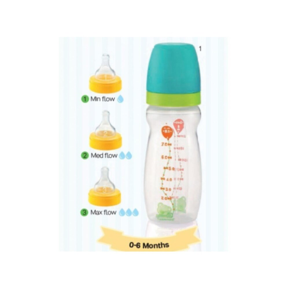 Tupperware Tiwi Bear Baby Bottle with Teat (1) 9oz
