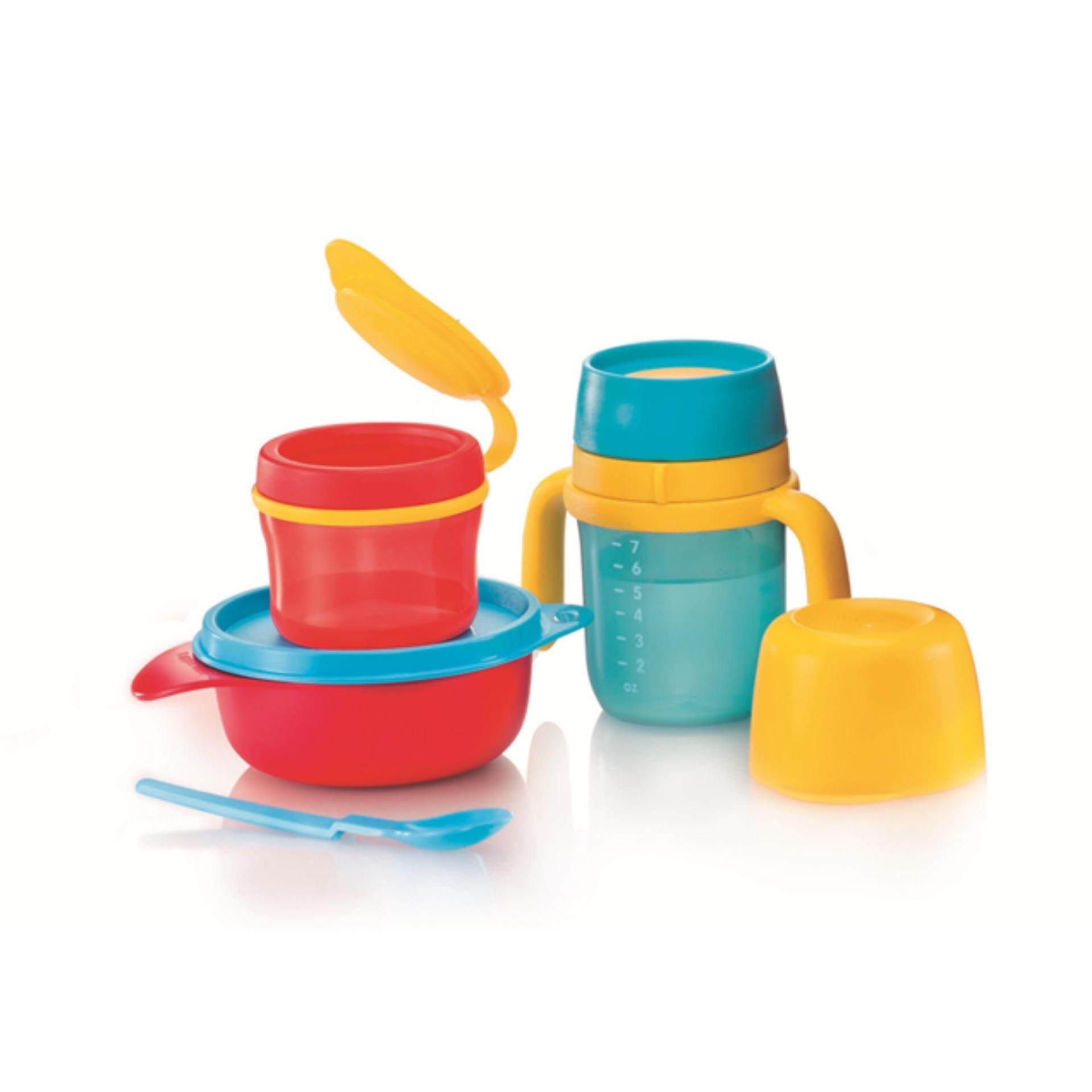 Tupperware Twinkle Totz Set