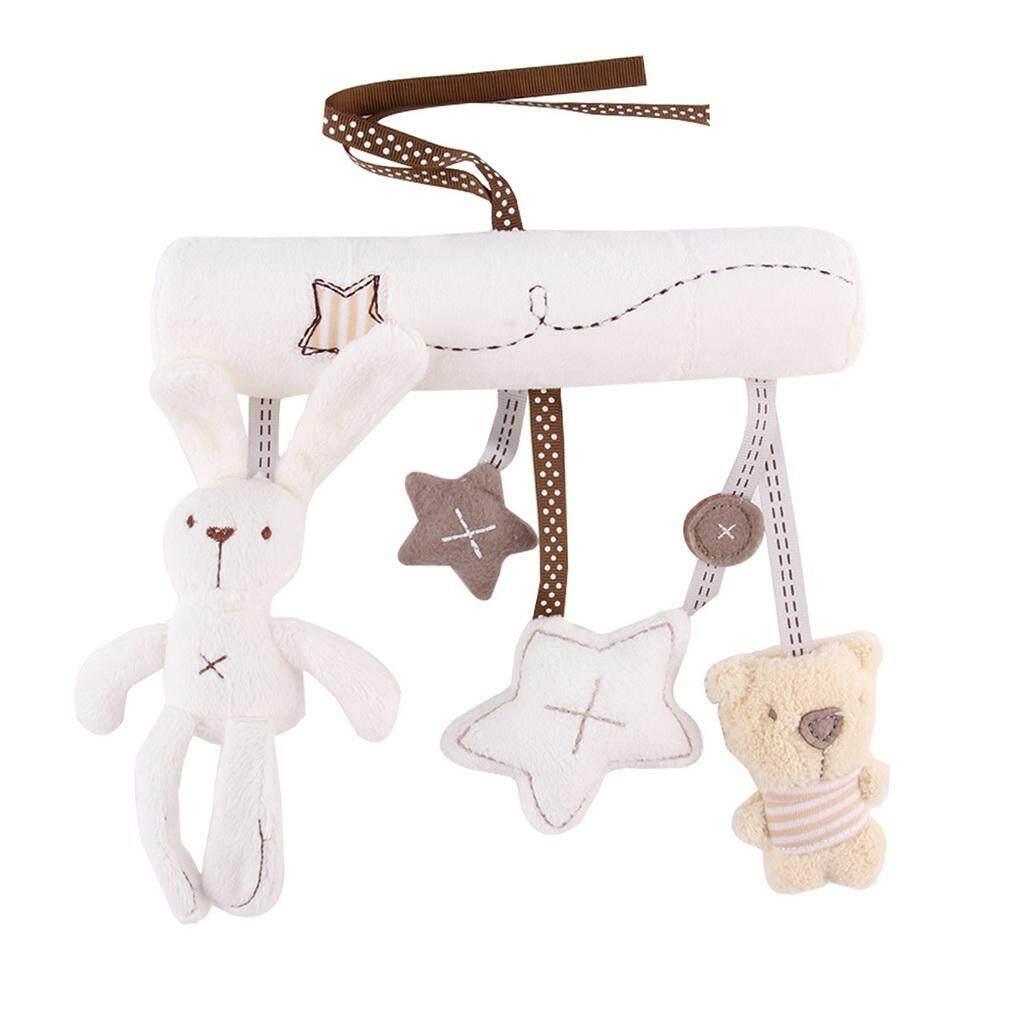 Uinn Tempat Tidur Bells Developmental Mainan Anak-anak Bayi Lembut Mainan Animal Musical Mainan Lucu-Internasional