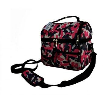 V-Cool Cooler Bag Army Pink