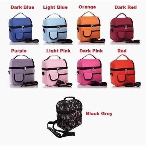V COOL Cooler Mummy Bag Dark Red