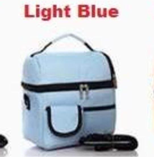 V COOL Cooler Mummy Bag Light Orange