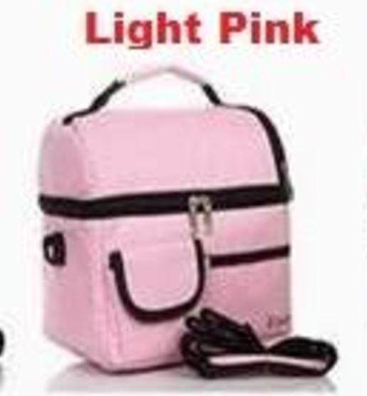 V COOL Cooler Mummy Bag Pink