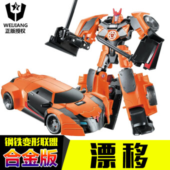 Wei jiang alloy version of transformers bumblebee