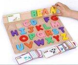 Wooden Literacy set toys for girls