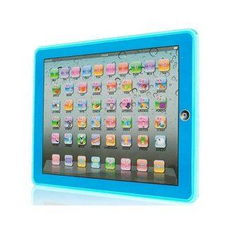 Harga Y-pad English Learning Tablet Toys with LED Backlight