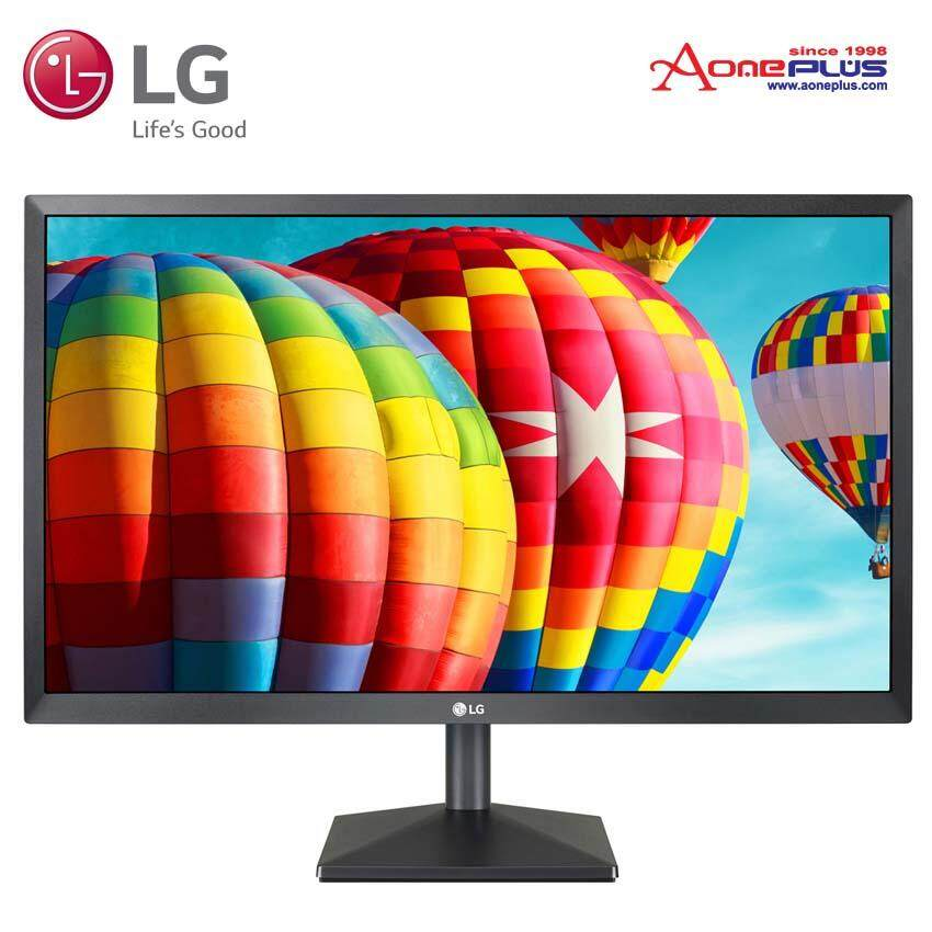 LG 24-INCH IPS Display With Full HD Monitor HDMI / D-Sub LGE-24MK430H