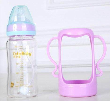 Cutebaby On-the-Go Snack Bowl with Spoon