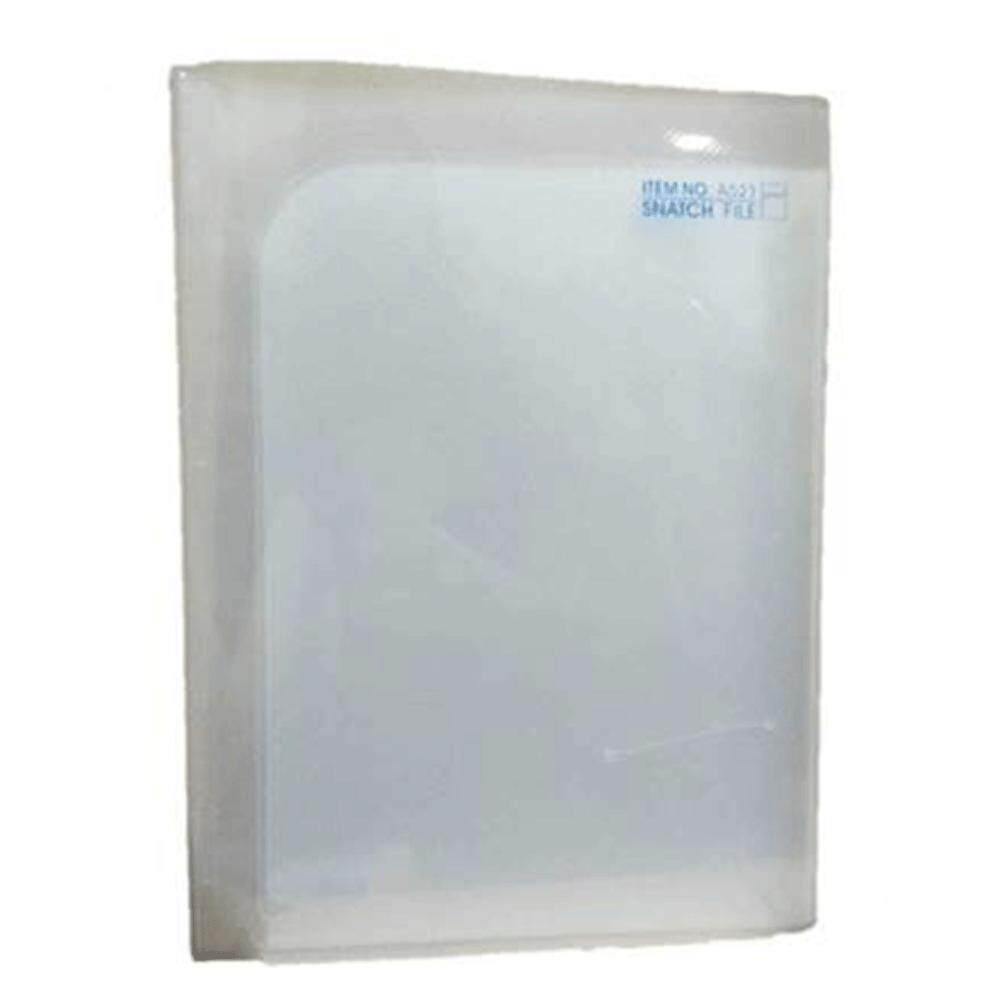 Plastic File Folder with 6 Pocket