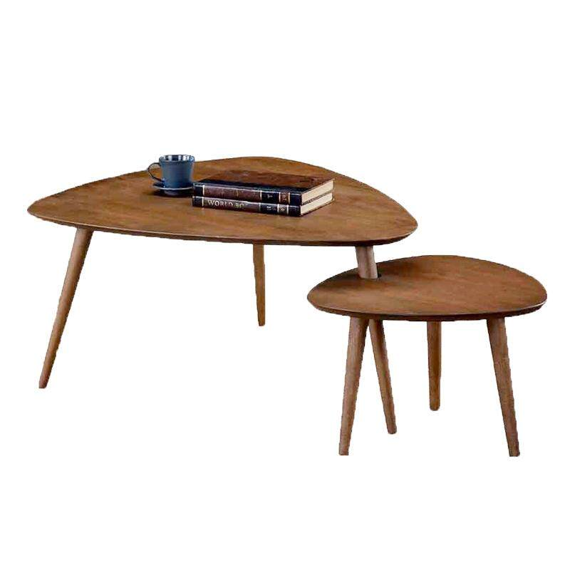 Designer Series 2 in 1 Coffee Table - Walnut