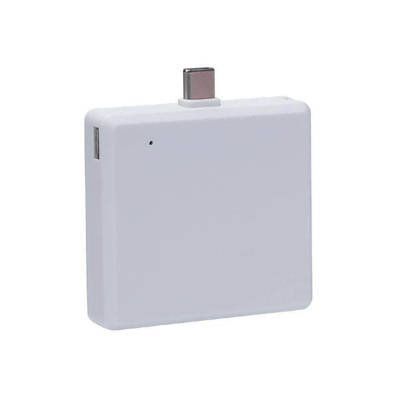 Mini Portable PowerBank Fast Charge External Battery Charger For Type-C