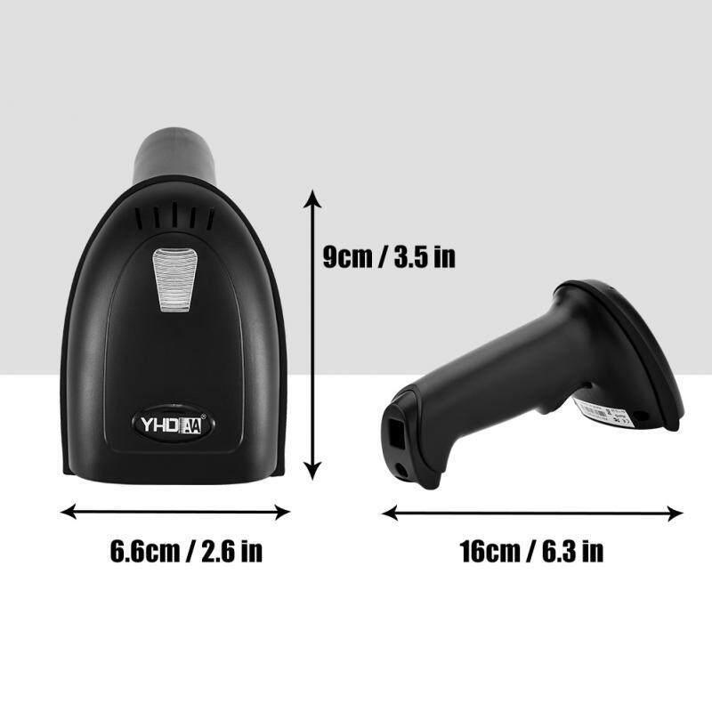 Scanners - 1D / 2D USB Handheld Wireless Bluetooth Barcode Scanner Reader