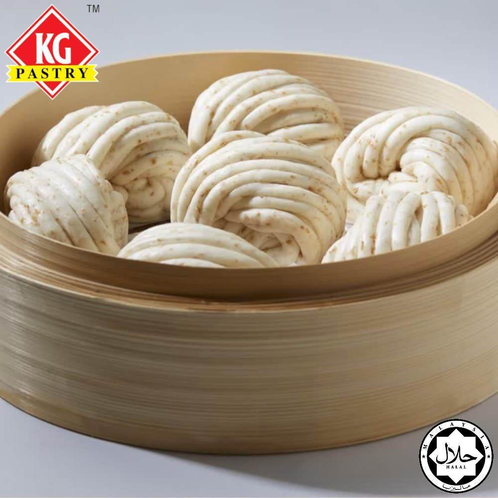 KG PASTRY Wholemeal Flower Roll (8 pcs - 400g)