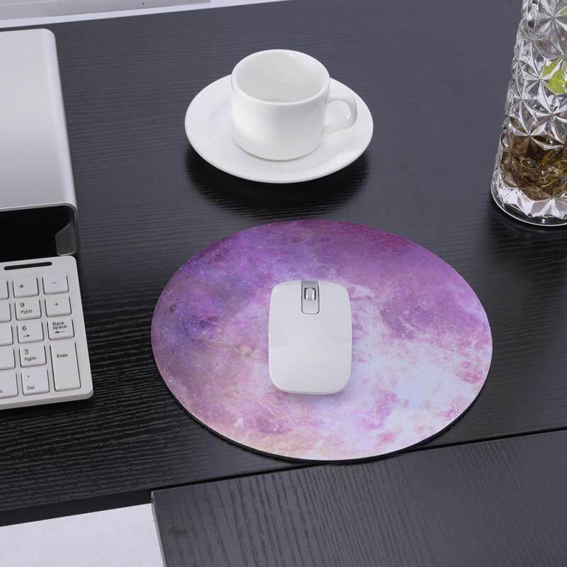 "Mousepads - Rubber Planet Series Fashion Design Round Gaming Mouse Pad MousePad 8.66""8.66 - [A / B / C / D / E / F / G / H]"
