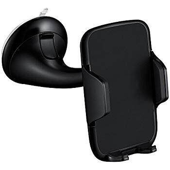 In-Car Universal Dashboard Windshield Car Rotatable Mount Holder for Phone 5.5 inch and Below