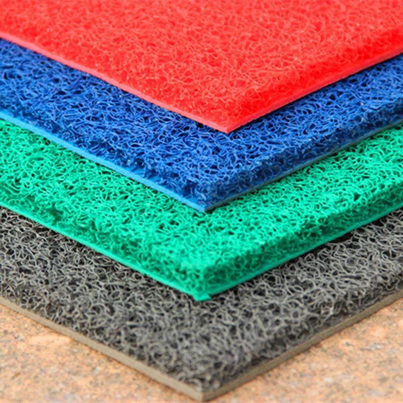(LZ) Extra Thick Floor Mat Anti-Slip Pad Coil (40 x 60 CM)