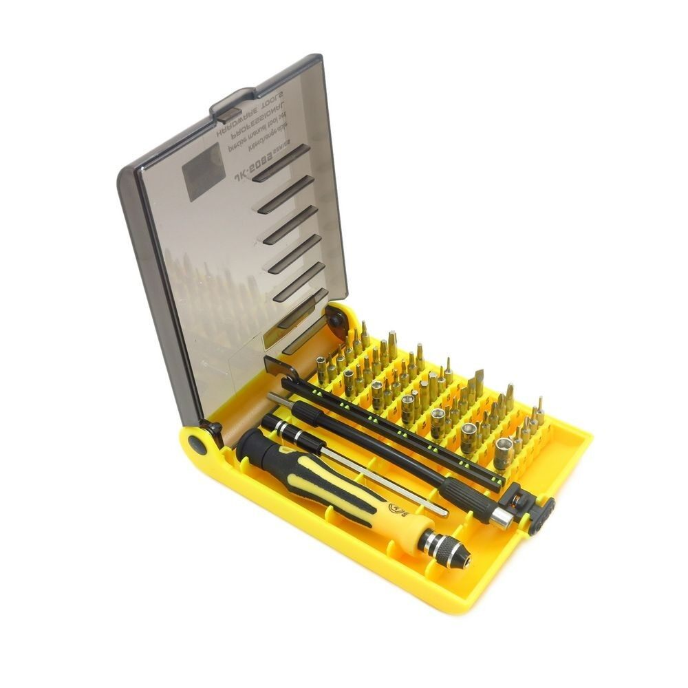 45 in 1 Multi Repair Tool Box Magnetic Hand Tools Kit Screwdrivers