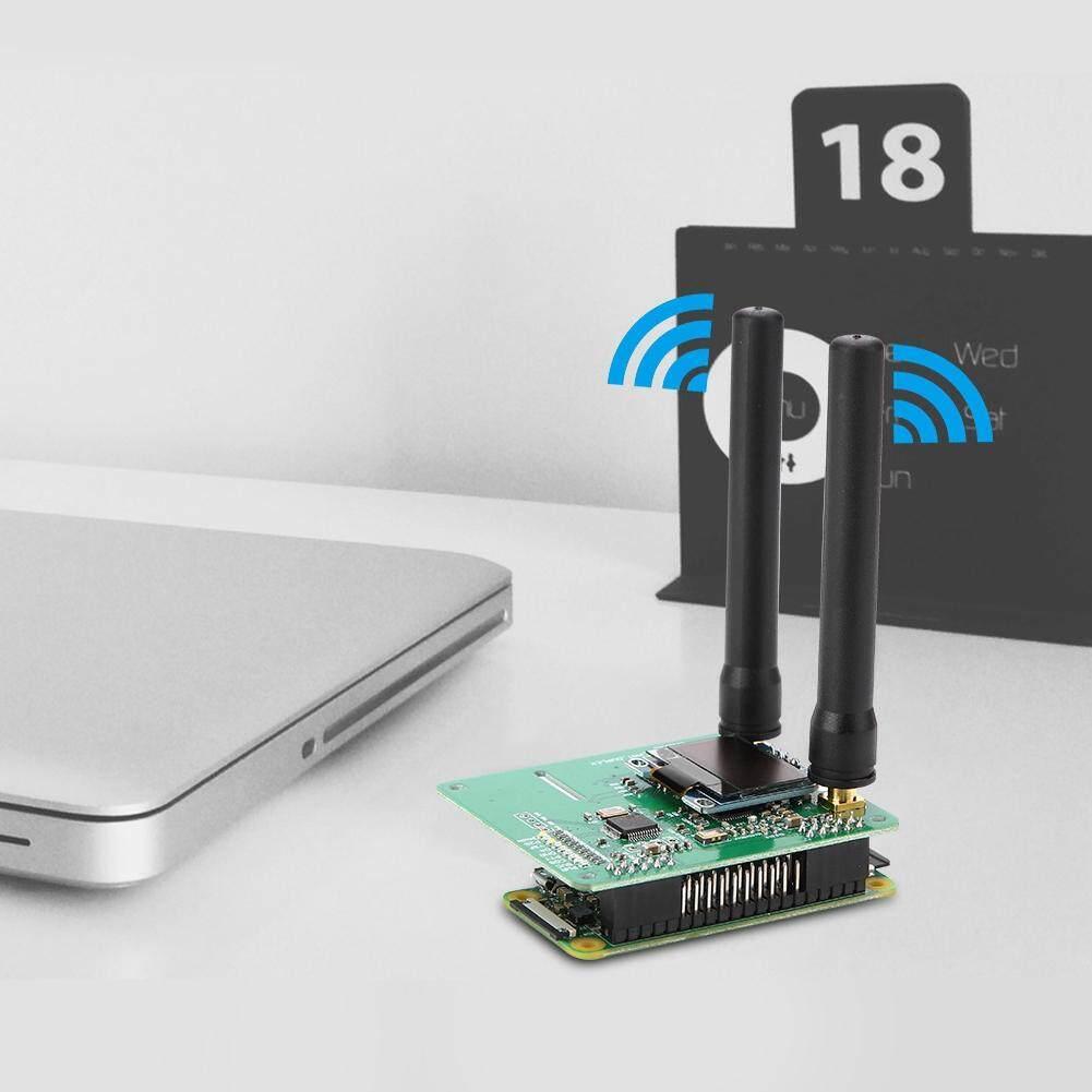 Mousepads - For Raspberry Pi MMDVM P25 DMR YSF Hotspot + Antenna Case OLED  WIFI Router Kit - [BLACK CASE / TRANSPARENT CASE]