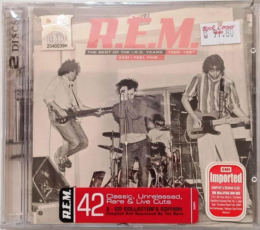 R.E.M. The Best Of Theirs Years 2CD OFFER