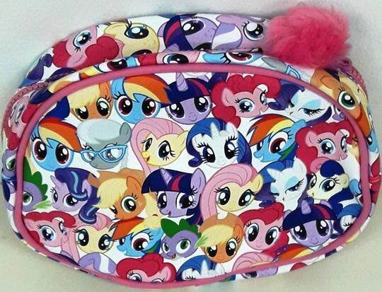 MLP PVC Pouch - Mini Pony - A