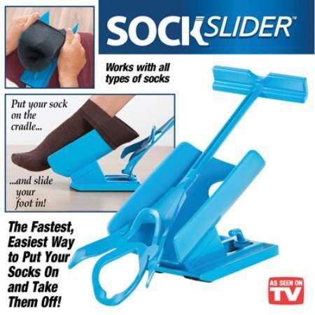 Sock Slider Easy On Easy Off Sock Aid Kit