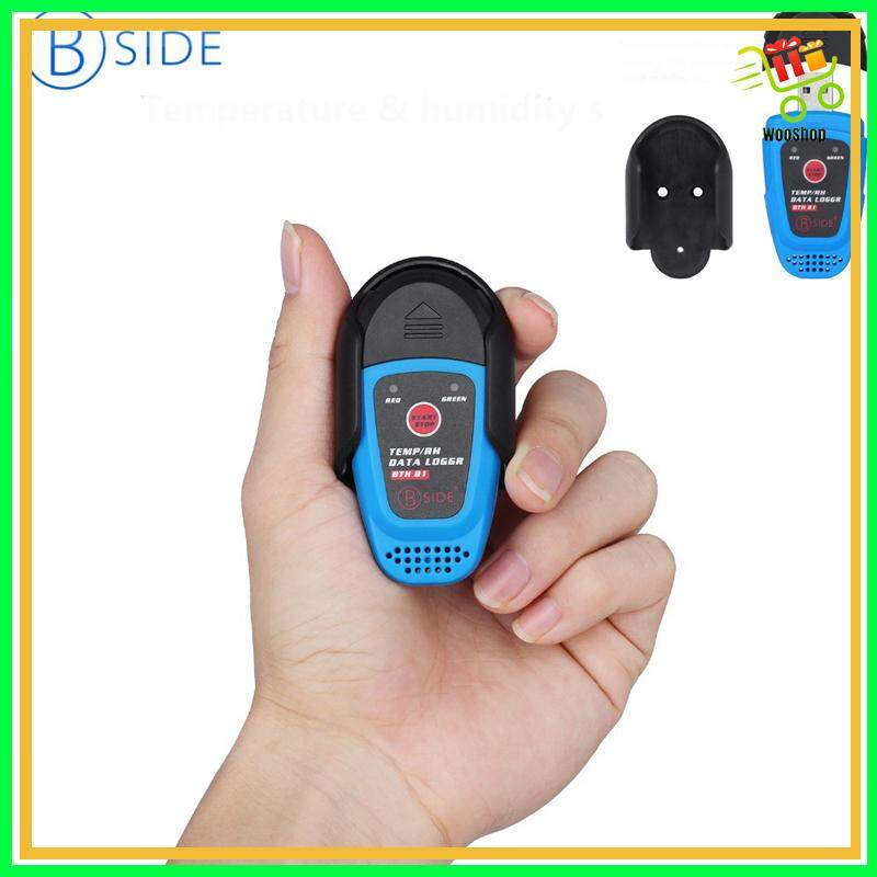 BSIDE BTH81 Relative Humidity Temperature Recorder TEMP/RH Meter with USB