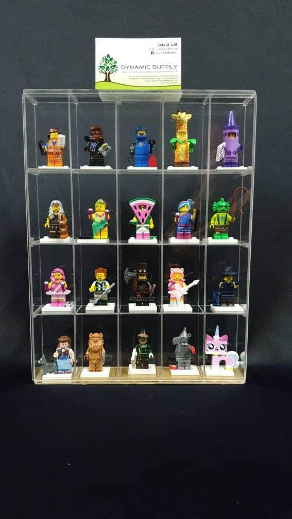LEGO 20slots Minifigure Display Case ( Model V )