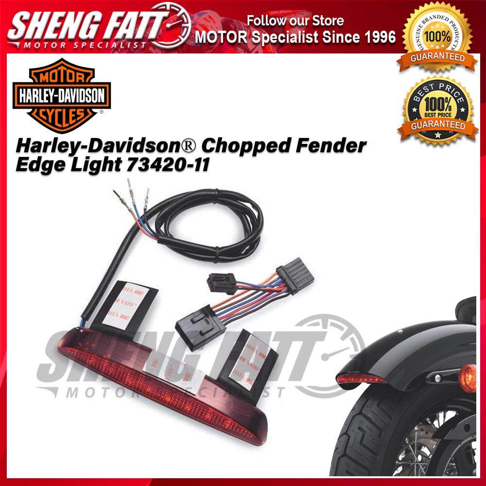Harley-Davidson® Chopped Fender Edge Light 73420-11 - [ORIGINAL]