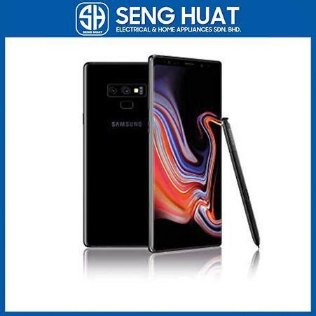 Samsung Galaxy Note 9 [6GB RAM/128GB ROM] Original Samsung Malaysia Set (Midnight Black)