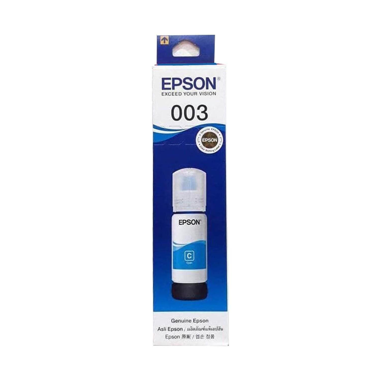 Epson V200 003 Cyan Ink Refill Bottle 65ml for L1110 L3100 L3101 L3110 L3150 L5190 (C13T00V200)