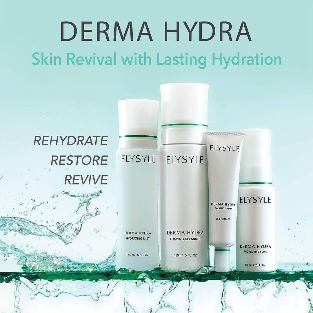 Elken Elysyle Derma Hydra Calming Cream 35g - CDHCR1