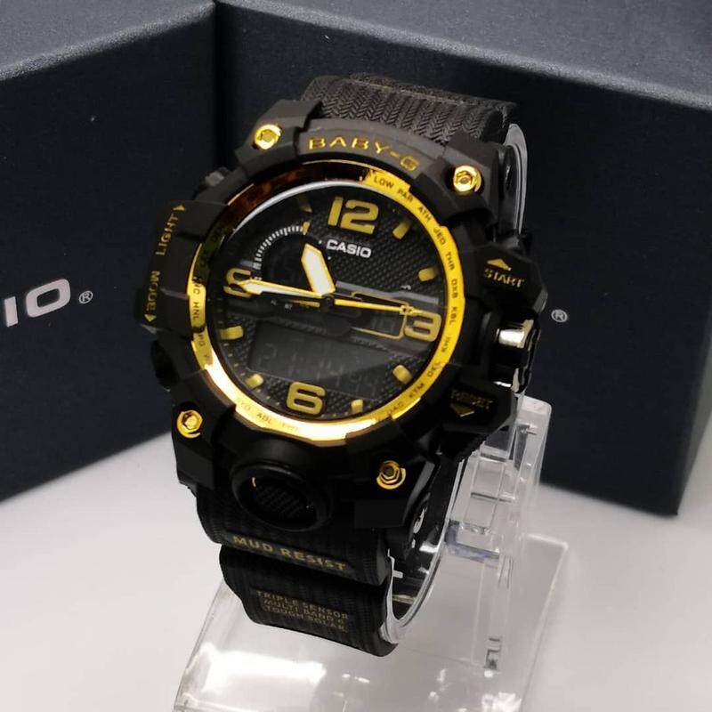 Hot Promotion  New Mudmaster Casio BaBy G Special Sport Fashion Design For  Women Great For Swimming Ready Stock Affordable Price 3a1ba1aac