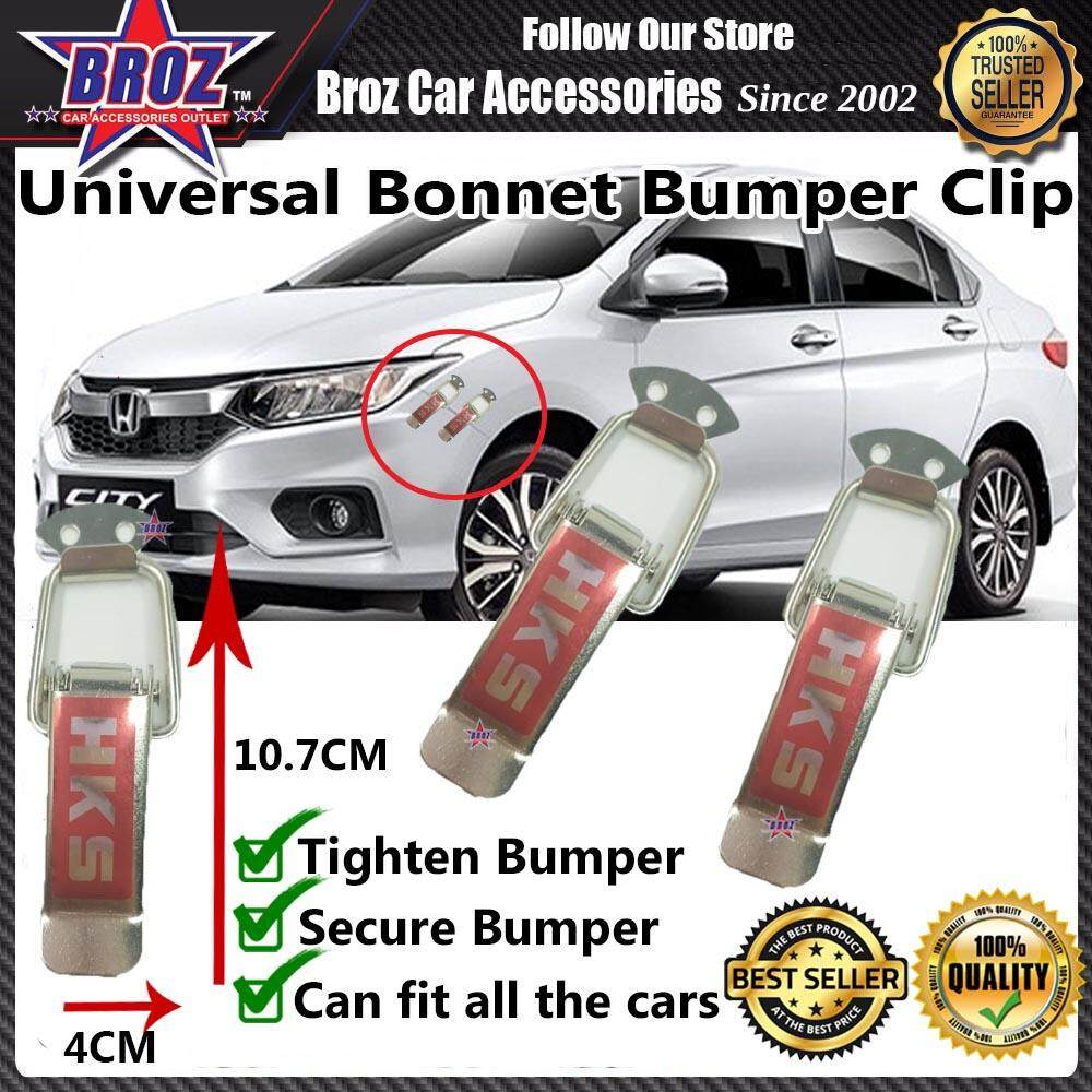 Universal Car Bonnet Bumper Clip BIG - HKS
