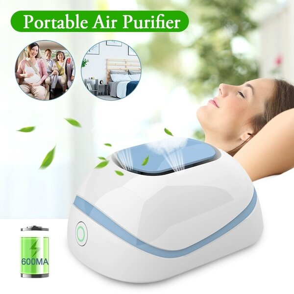 【Ready Stock】Household Air Purifier Generator Ionizer Remover Cleaner Room Sterilization Anti Virus Disinfector