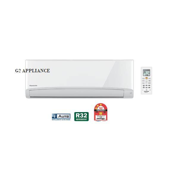 Panasonic 1.0hp Standard Non-Inverter Air Conditioner - R32 CS-PN9VKH / CU-PN9VKH