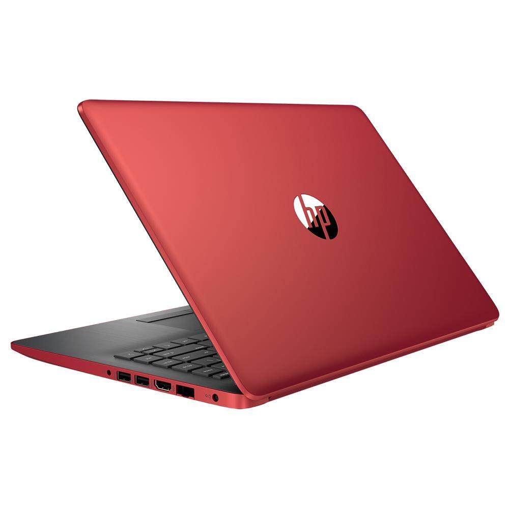 HP 14-cm0108AU 5SB94PA Notebook Scarlet Red /Ryzen 5 2500U /4GB/1TB/ + Free Wireless Mouse + Mouse Pad + Mobiles Gadget Set + Mystery Gift