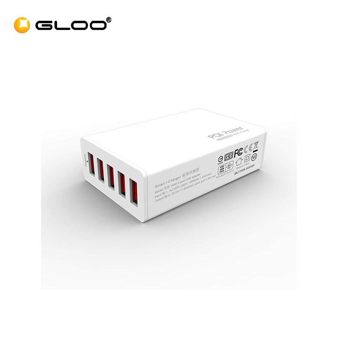 PQI 40W Smart i-Charger