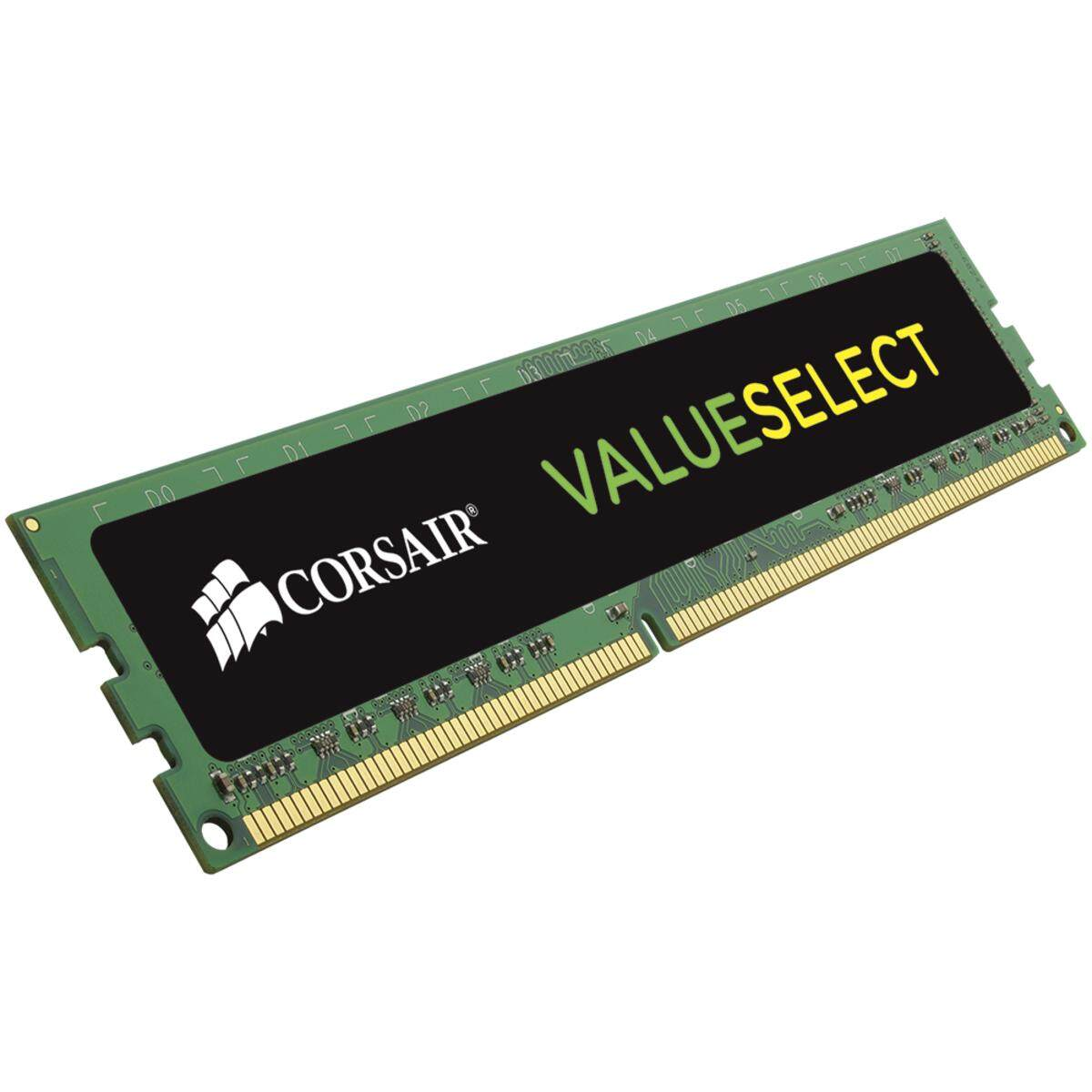 Corsair Value Select 4GB Desktop Memory RAM DDR3 DDR3L 1600MHz CL11 LODIMM