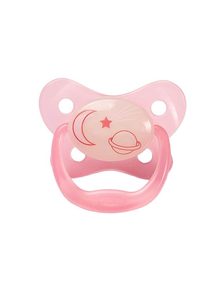 Dr. Brown's Glows in the Dark Pacifiers (6-12m+)